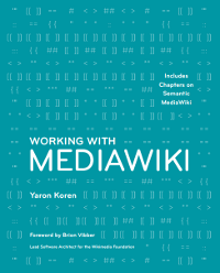 Working With MediaWiki Cover